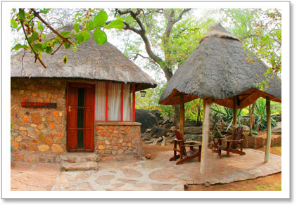 Klein Bolayi Game Lodge