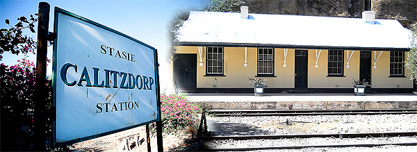 Calitzdorp Station
