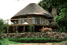 Montello Safari Lodge