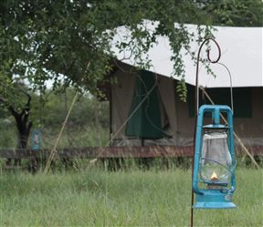 Selous Bush Camp