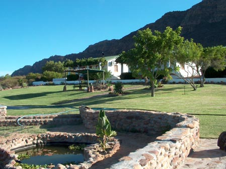 Sandveld Country Cottages